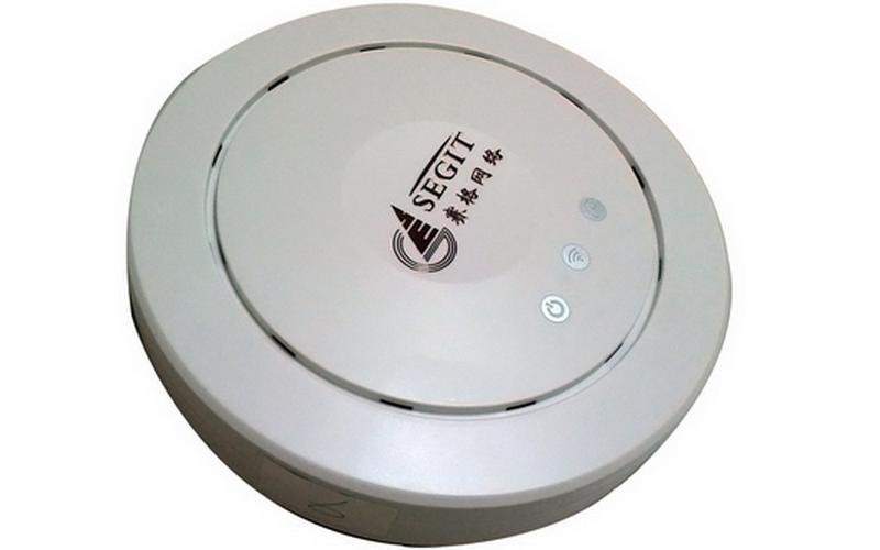 SEGIT-501是一款工业级室内吸顶AP,主要应用到酒店、咖啡馆、家庭等场所的Wi-Fi 覆盖。